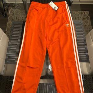 New Men's Adidas Originals Firebird Track Pants